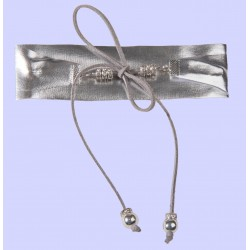 Très Chic - Metallic Silver